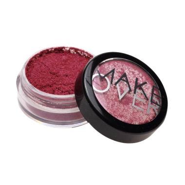 Make Over Sparkling Purple Powder Eye Shadow