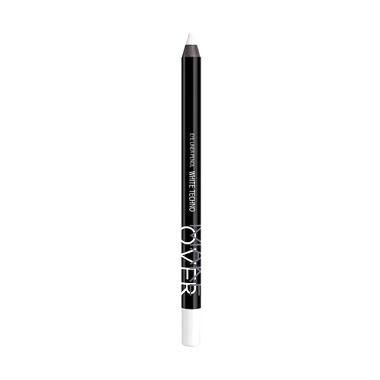 Make Over White Techno Eyeliner Pencil