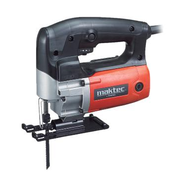Maktec Jig Saw Mesin Gergaji (MT 430) - Orange [55 mm]
