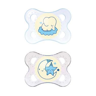 harga MAM Night Orthodontic MTS005 Dot Bayi Multicolor Blibli.com