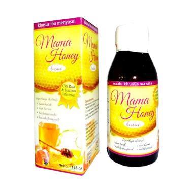 harga Mama Honey Busui Nutrisi Ibu Hamil & Menyusui [185 g] Blibli.com