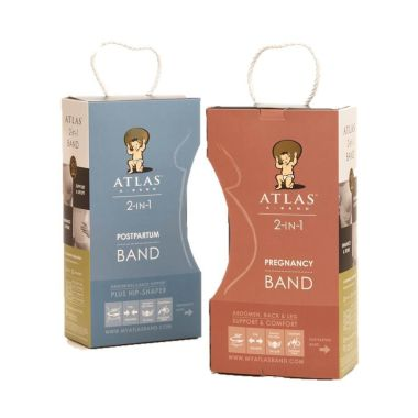 Atlas Combo Nude  Pregnancy Band    ...