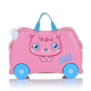 Trunki Moshi Puppet Pink            ...