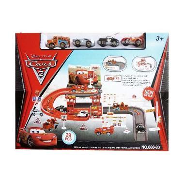 Mao Parking Garage Cars(660-80) Mainan Anak