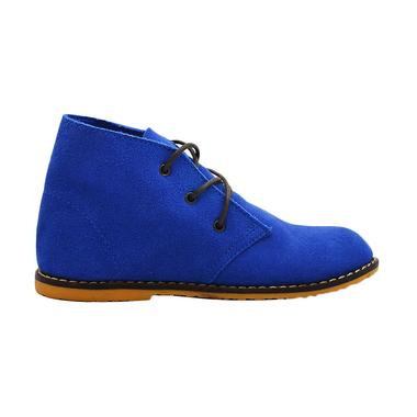 Maoo Walker Boots Genuine Leather Sepatu Anak