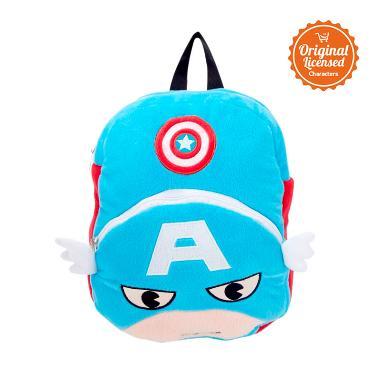 Marvel Backpack Captain America Tas Anak