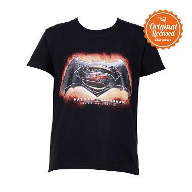 Batman Short Sleeve Tshirt Black At ...