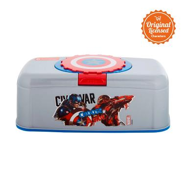 Marvel Captain America Civil War Tissue Dispenser
