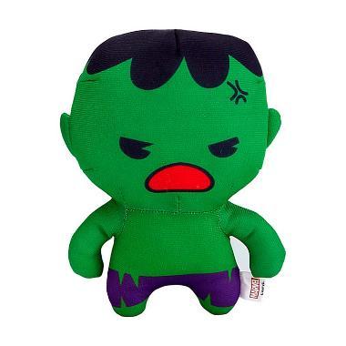 Marvel Plush Hulk Std Mainan Anak [8 Inch]