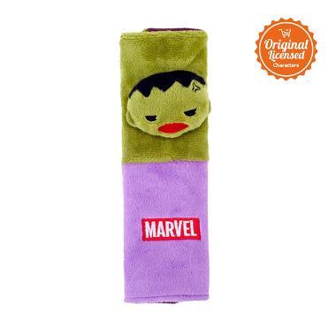 Marvel Seat Bealt Hulk Cover Sabuk Pengaman