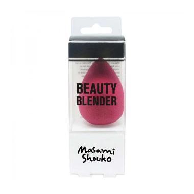 Masami Shouko Teardrop Blender Pink Peralatan Make Up