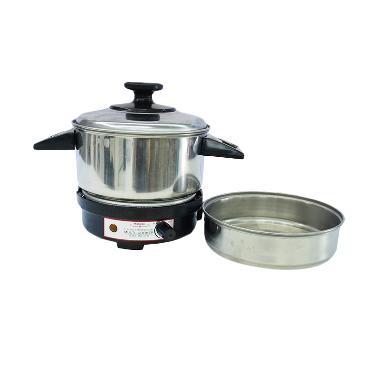 Maspion MEC2750 Multi Cooker - Silver [0.7 L]