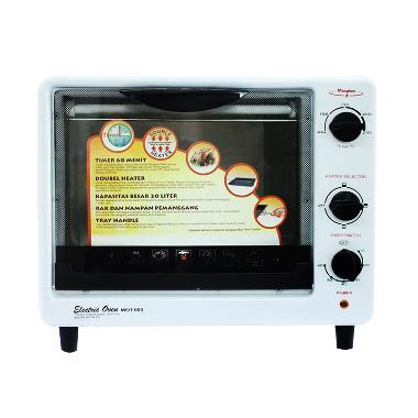 Maspion MOT600 Oven Listrik - Putih
