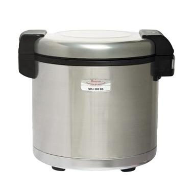 Maspion Wonder Jar MRJ-200 BS Rice Cooker [20 Liter/Warmer]