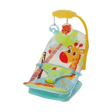 Mastela Fold Up Infant Seat Kursi Getar Bayi - Hijau