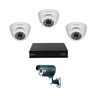 Master Security Paket Kamera CCTV [ ...