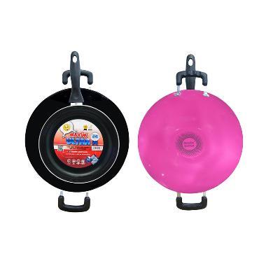Maxim Ultra Pink 2pcs Set - Wajan Teflon