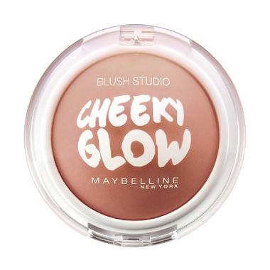 Maybelline Cheeky Glow 02 Wooden Rose Blush On