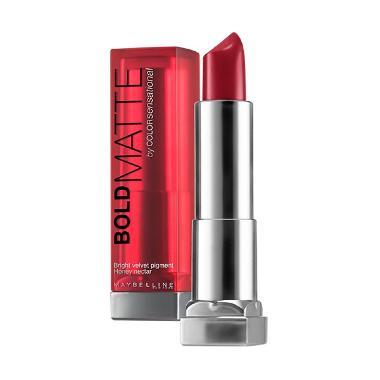 Maybelline Color Sensational Bold Matte 5 Red 692 Lipstik