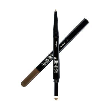 Maybelline Fashion Brow Duo Shaper Brown Pensil Alis