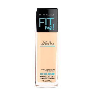 Maybelline Fit Me Matte + Poreless Foundation - 128 Warm Nude