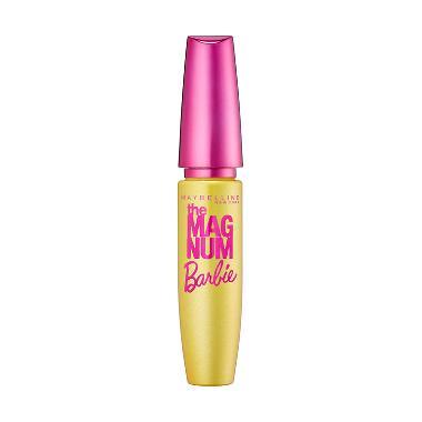 Maybelline Magnum Barbie Mascara Waterproof - Black