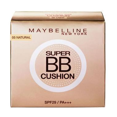 Maybelline Super BB Cushion Foundation N Concealer - Natural