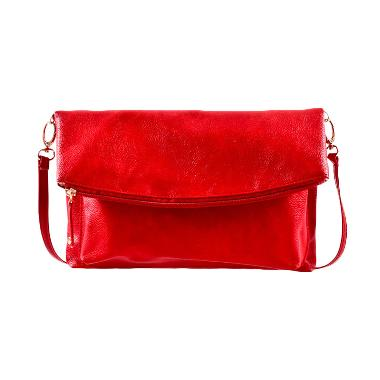 Mayonette Kara Shoulder Tas Wanita - Red