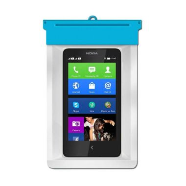 Zoe Waterproof Casing for Nokia X3- ...