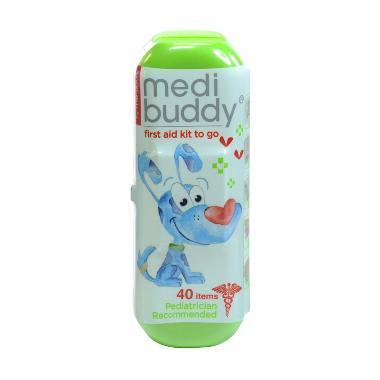 Me4Kidz Medibuddy First Aid Kits On The Go Monkey Green