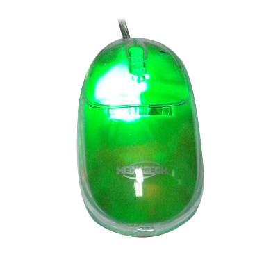 Mediatech Rainbow Mouse - Hijau