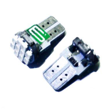 Auto One T10 Luminos Biru Aksesoris Lampu Mobil