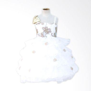 Megumi House Clara Putih Dress Anak ...