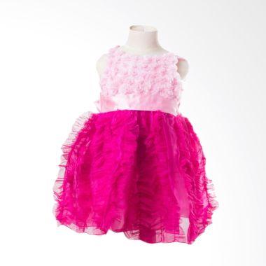 Megumi House Sofia Dress Pink       ...