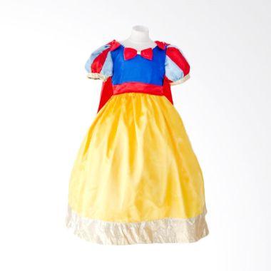 Megumi Snow White Biru Dress Anak   ...