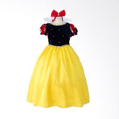 Megumi Snow White Hitam Dress Anak  ...