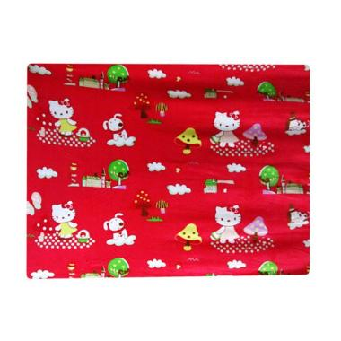 Meilyngiftshop Selimut Organik Hello Kitty Red