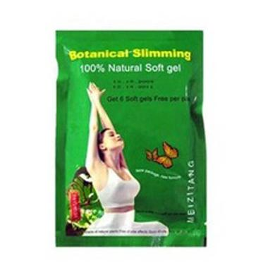 Pelangsing Super Meizitang Slimming Softgel