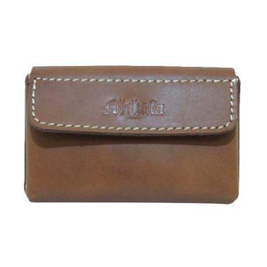Mekafa Leather Brown Card Case