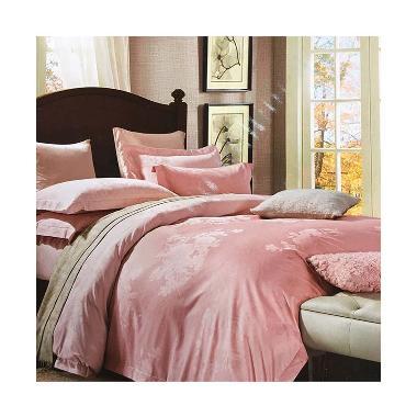 Melia Bedsheet KD-0082 Katun Dobby Premium Set Sprei