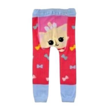 Melvieshop Disney N Friend Motif Cat Pink Legging Busha