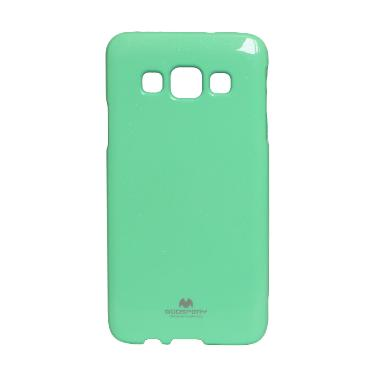 Mercury Green Softcase casing for Samsung A3