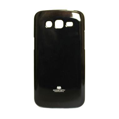 Mercury Black Softcase Casing for Samsung Grand 2