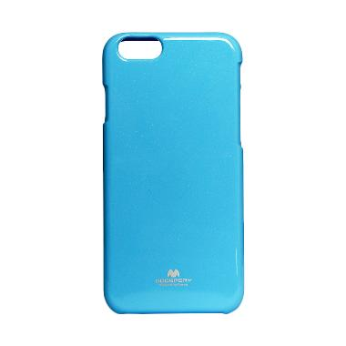 Mercury Blue Softcase casing for iPhone 6