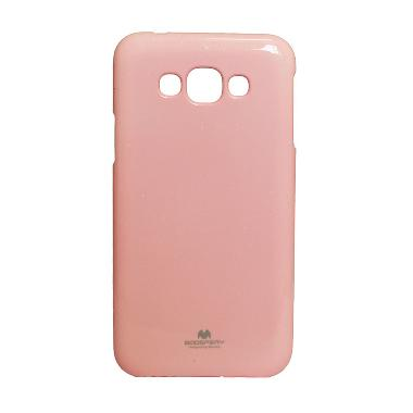Mercury Jelly Pink Case for Samsung E7