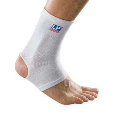 LP LP-604 White Ankle Support Alat Pelindung [Size S]