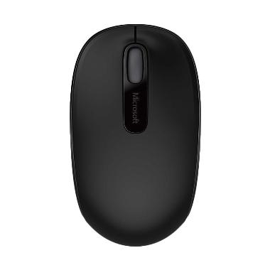 Microsoft - 1850 Wireless Mouse [U7Z-00010] Black