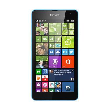 Jual Microsoft Lumia 535 Smartphone - Cyan [8GB/ 1GB] Harga Rp 1245000. Beli Sekarang dan Dapatkan Diskonnya.