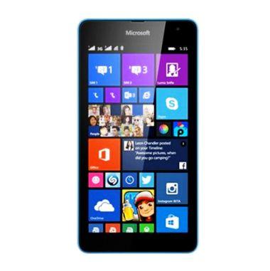 Jual Microsoft Lumia 535 Smartphone - Cyan [8 GB/Dual SIM] Harga Rp 1468000. Beli Sekarang dan Dapatkan Diskonnya.