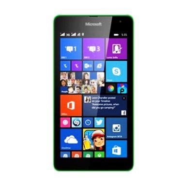 Jual Microsoft Lumia 535 Smartphone - Green [8 GB/Dual SIM] Harga Rp 969000. Beli Sekarang dan Dapatkan Diskonnya.